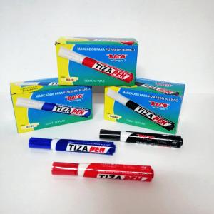 cajas de marcadores tiza líquida