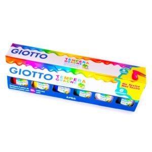 gotticlub-escolar-temperas-tempera-giotto-6-colores-20ml